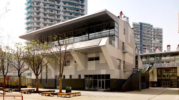 SHANGHAI EXPO ZED PAVILION 2010