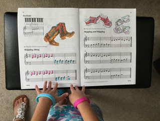"Teaching in Color: A Music Teacher's Toolbox - Blog Series 1: ""Left, Right, Together: A Col"