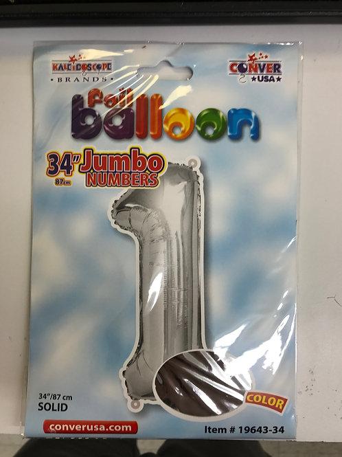 Jumbo #1 Balloon
