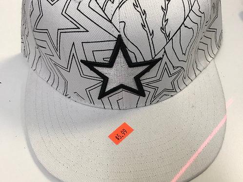 Star Snapback Hat
