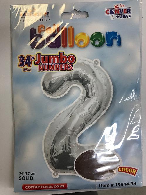 Jumbo #2 Balloon