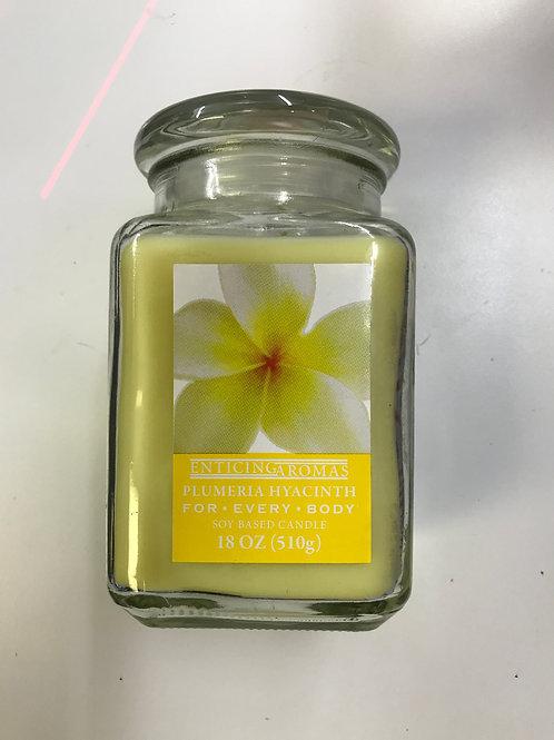 Enticing Aromas - Plumeria Hyacinth