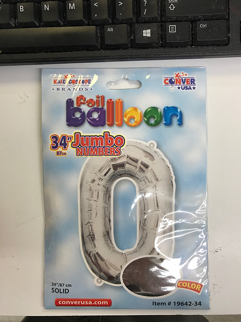 Jumbo #0 Balloon