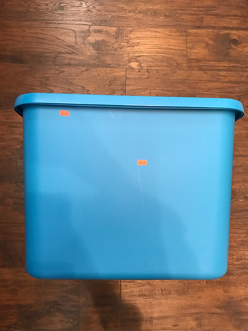 20 Gallon Storage Bin with Lid