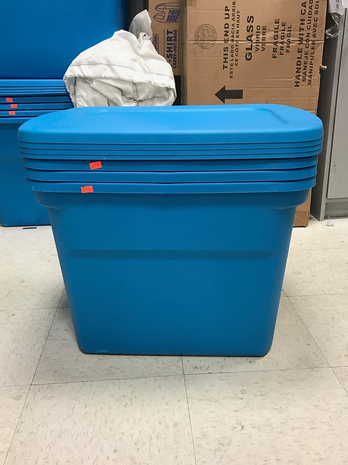 16 Gallon Storage Bin with Lid