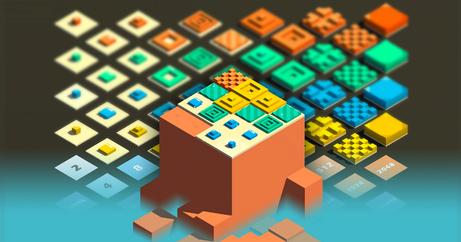 3D Puzzle Block Pack