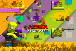Arena Stage Pack