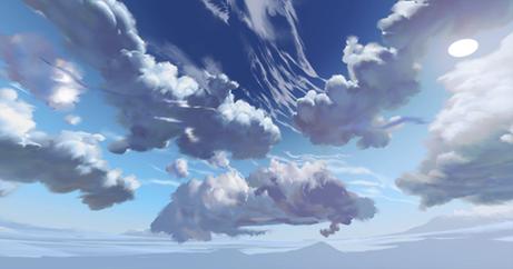 Fatty Skybox - Paradise