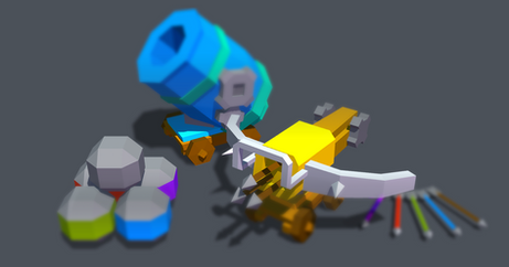 Fatty Poly Turret Part7