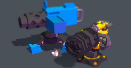 Fatty Poly Turret Part4