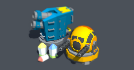 Fatty Poly Turret Part5