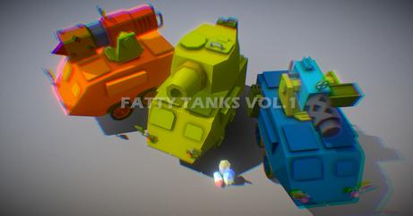 Fatty Tanks