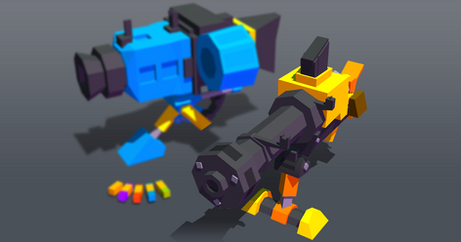 Fatty Poly Turret Part6