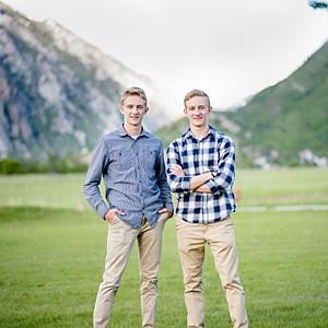 Mason and Jonah