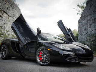 Ferrari 458 VS Mclaren MP4-12C Review