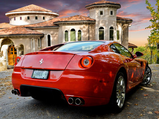 Ferrari 599 GTB Review