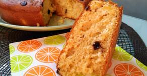 Gâteau au yaourt à l'huile d'olive