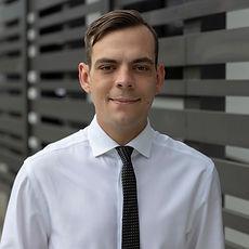Gold Coast audit manager Reece Christensen