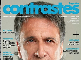 Nota de prensa para revista Contrastes Argentina de Jimena Mizrahi Humans of Buenos Aires.