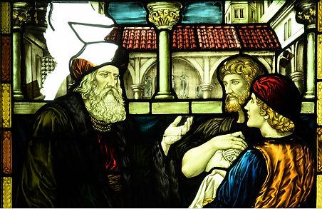 Westminster St Margaret's restoration a.
