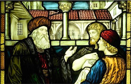 Westminster St Margaret's restoration b.