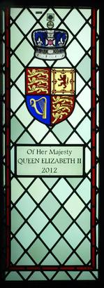 260072Diamond Jubilee Window Right Panel