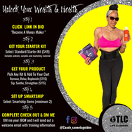 Join My Tribe TLC Flyer