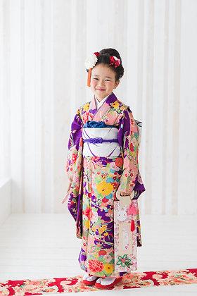 7歳キモノガール(受付中止)