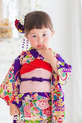 3歳キモノガール(受付中止)