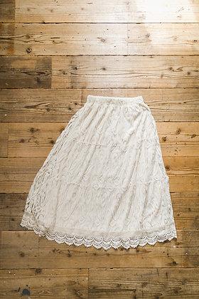 06-きなりレーススカート