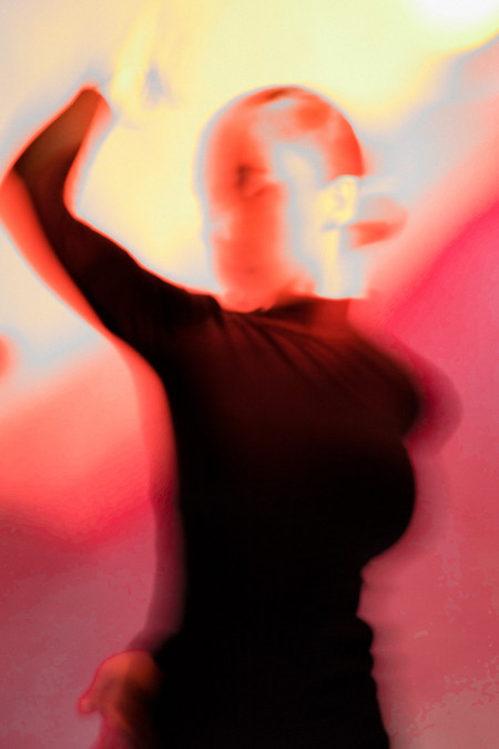 Dance Self-Portrait (2020)
