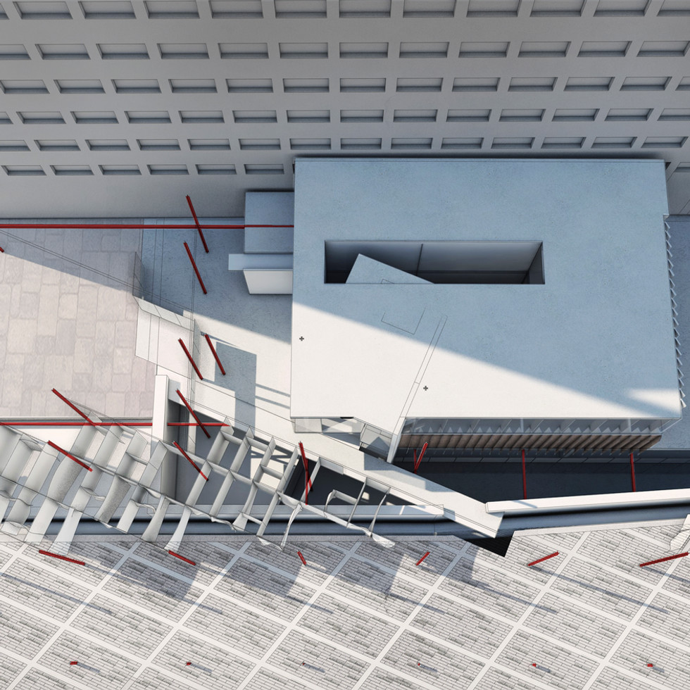 A challenging solution to daylighting