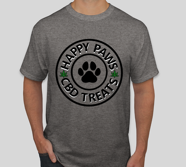 Happy Paws T-Shirt