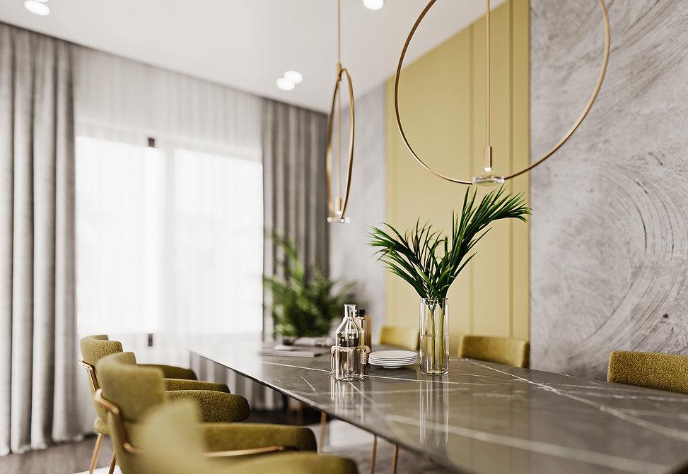 Lemon apartment