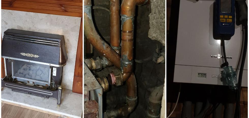 Back boiler