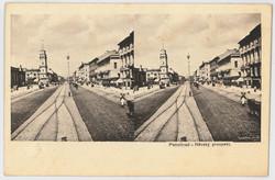Petrohrad. Něvský prospekt