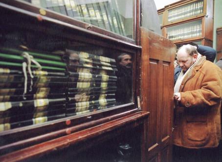 Фонд открыток Государственного музея истории Санкт-Петербурга. 28.01.2006