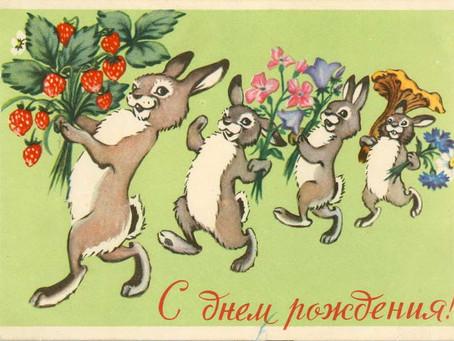 Невиданные зайцы. 26.12.2015. 11:00.