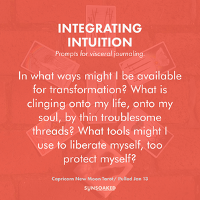 A Note: Integrating Intuition