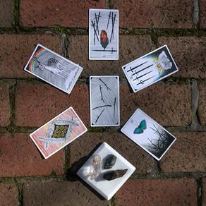 Capricorn New Moon Tarot: Self-Tending