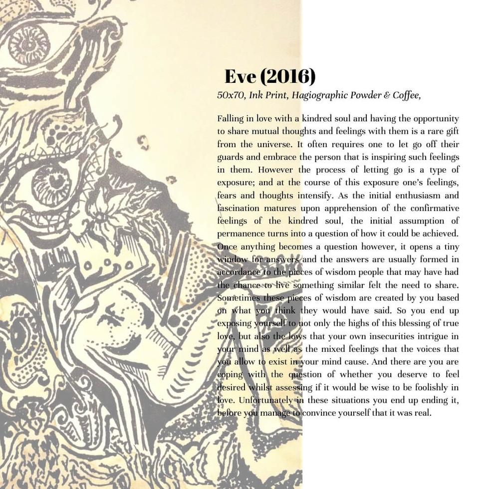 Eve (2016) Description
