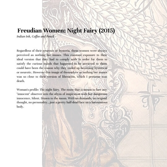 Night Fairy (2015) Description