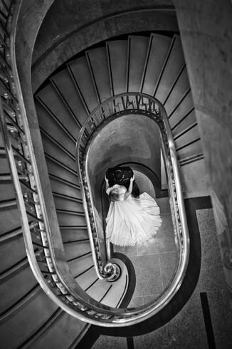 Rand Hotel Stairway