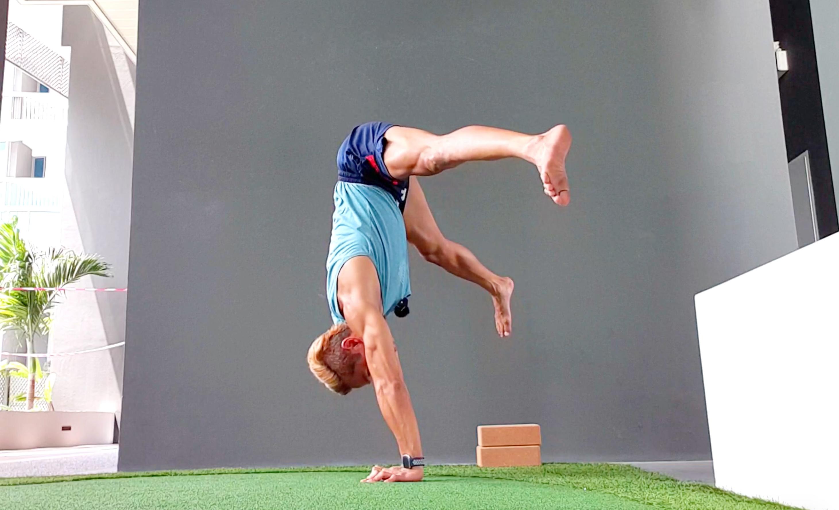 Yogasthenics