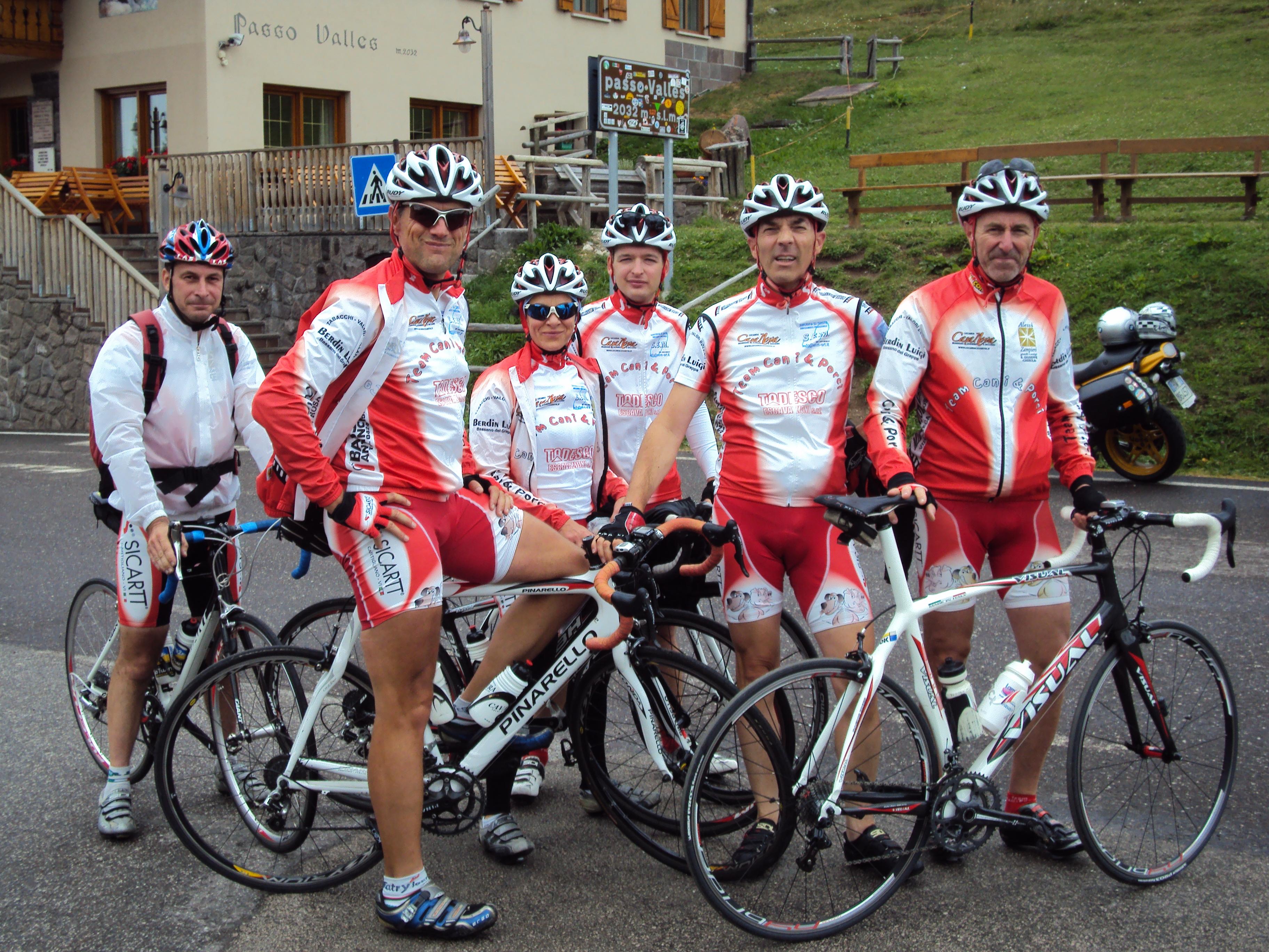Passo Valles - luglio 2010