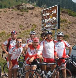 Passo Manghen - agosto 2009
