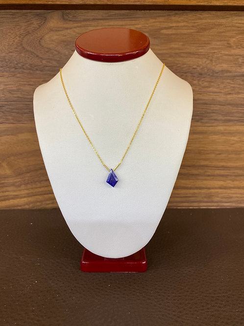 Lapis Lazuli V Necklace