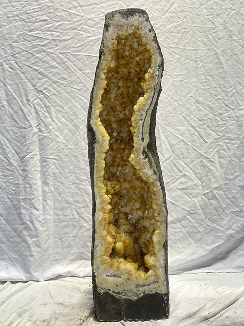 Citrine Cathedral from Brazil