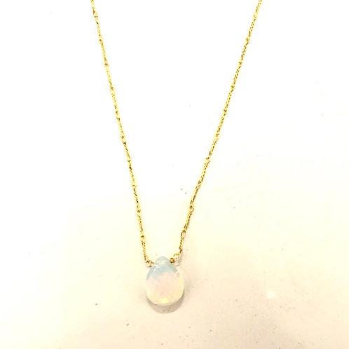 Opalite Drop Necklace