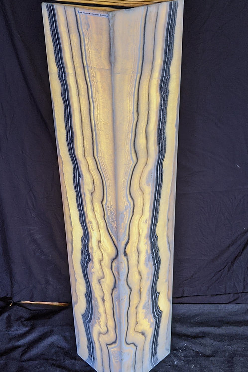 XL Onyx Lamp from Mexico